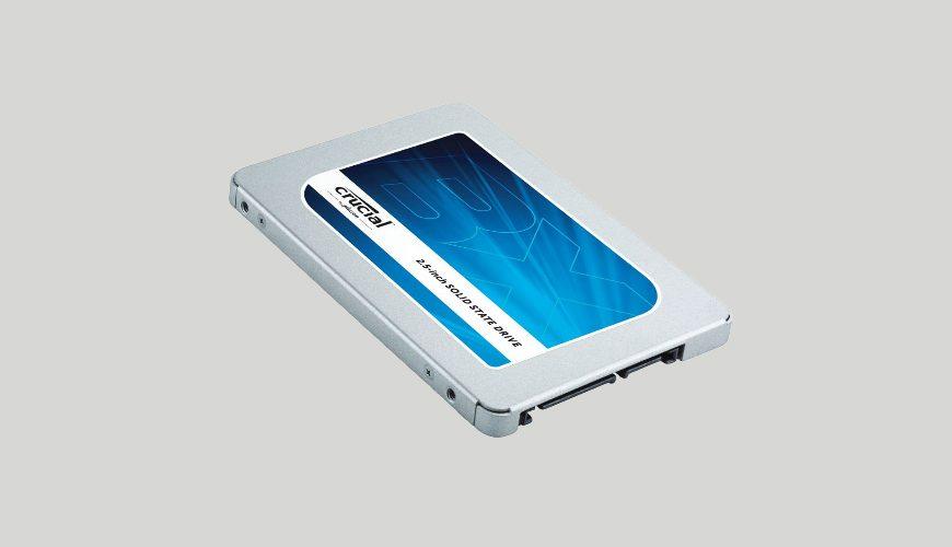 Crucial Announces BX300 3D MLC NAND SSD