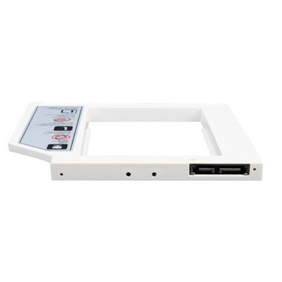 """SilverStone 2.5"""" SATA HDD/SSD Caddy for Laptop"""