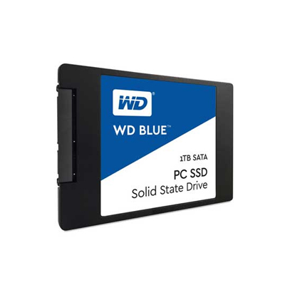 "WD Blue PC SSD 500GB SATA III 2.5"" SSD"