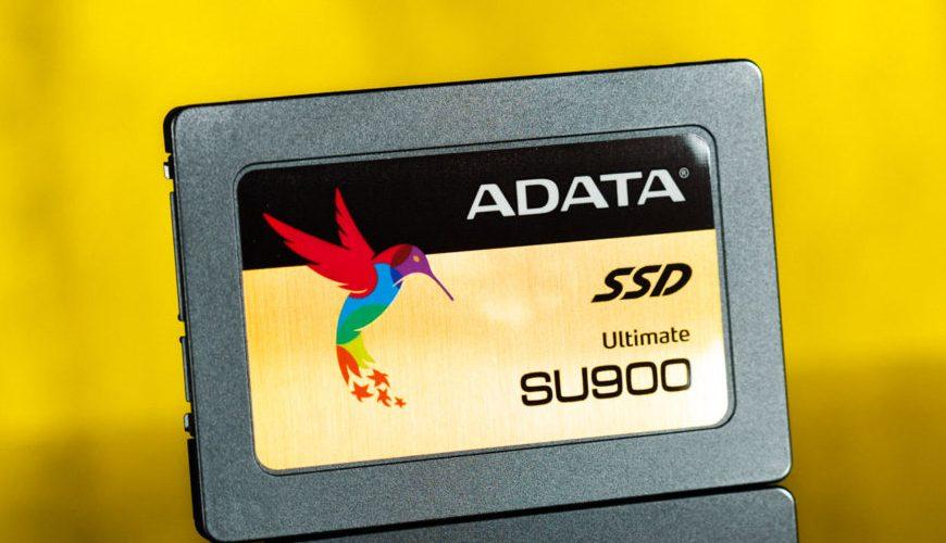 ADATA Ultimate SU900 SSD Review 3D MLC