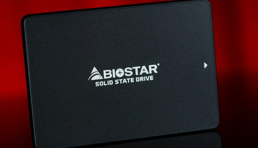 BIOSTAR G330 SSD Review