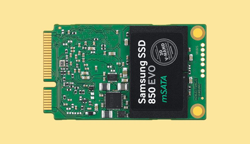 Triple Your Laptop's Speed Without Sacrificing Hard Drive Space by Adding an mSATA SSD