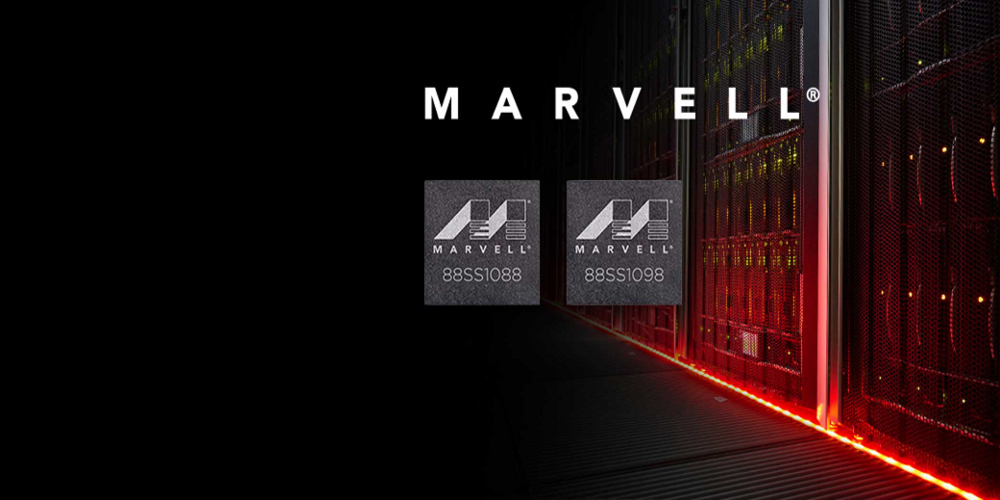 Marvell Announces Industry First NVMe Chipset Solutions for Data Center SSD Applications