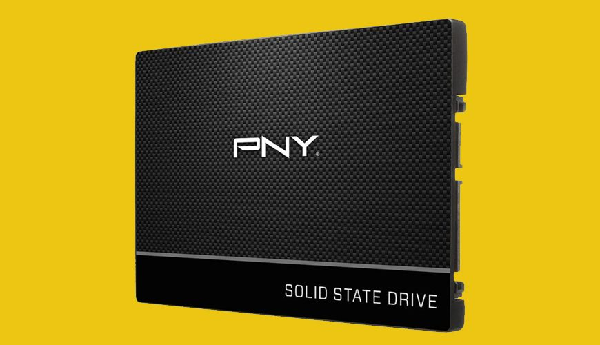 PNY Releases CS900 960GB SSD