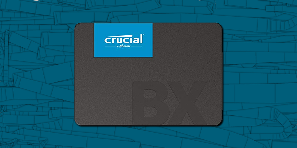 Crucial Announces BX500 Solid State Drive