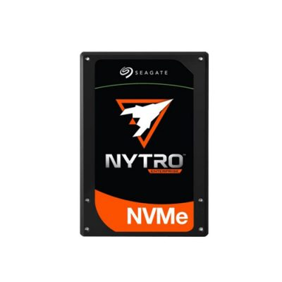 "Seagate Nytro 5000 Endurance Optimised Secure SED 1.6TB 2.5"" PCIe NVMe XP1600HE10012"