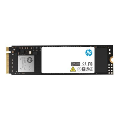 HP EX900 M.2 500GB PCIe 3.0 x4 NVMe 3D TLC NAND Internal Solid State Drive 2YY44AA#ABC