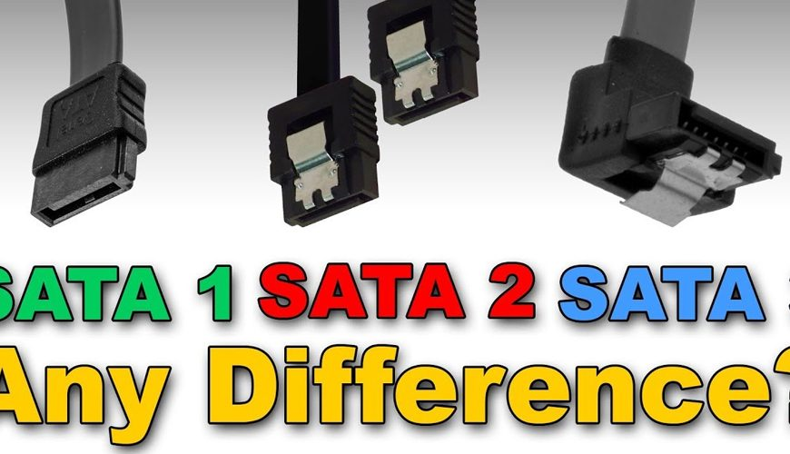 What is the difference between SATA I, SATA II and SATA III?